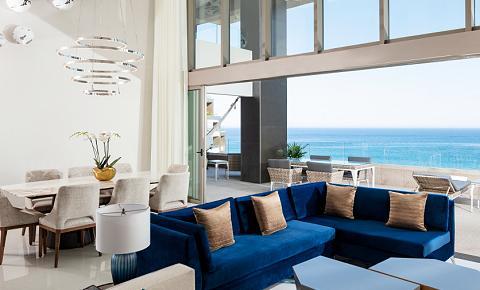 Loft Suite de Cuatro Recámaras Hotel Garza Blanca Los Cabos