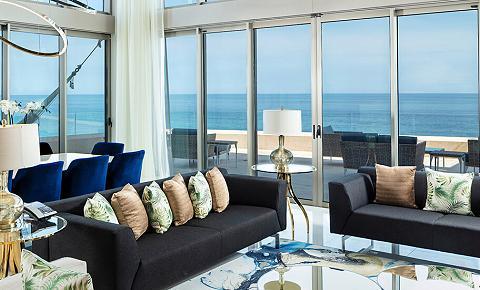 Penthouse de 4 Recámaras Garza Blanca Los Cabos