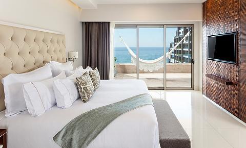One Bedroom Suite at Garza Blanca Los Cabos