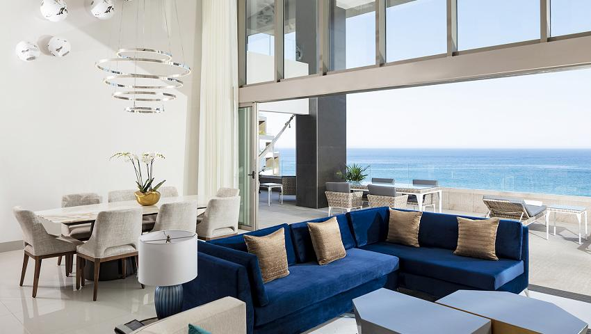 Four Bedroom Loft at Garza Blanca Los Cabos