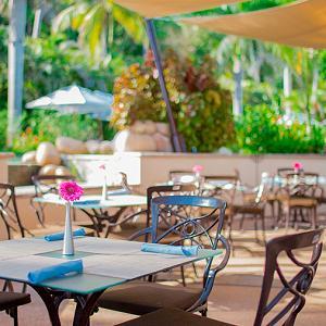 Aquazul bar lounge garza blanca resort