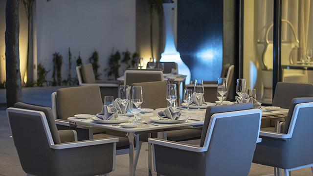 Blanca Blue Restaurante Garza Blanca Los Cabos
