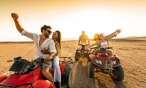 Cancun and Riviera Maya ATV Tours