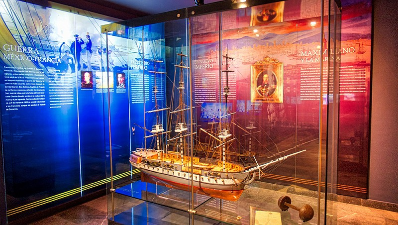 Maritime history of mexico