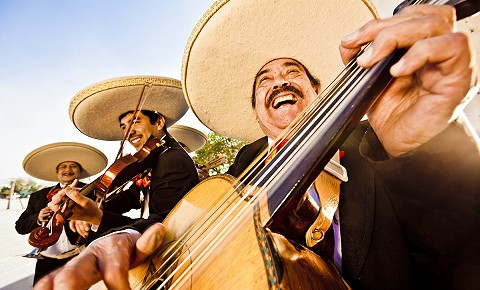 The Sound of Mexico - Mariachi