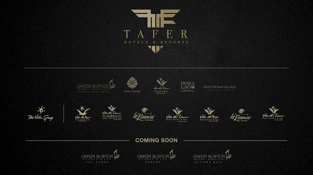 Incorporation of Executive Vice-president of TAFER Hotels & Resorts