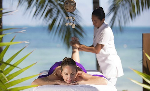 Spa by the Beach at Villa del Palmar Cancun