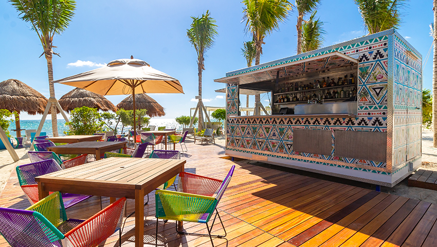 Food Truck - Beach Raw Bar