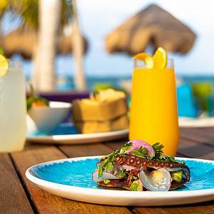 Food Truck en Cancún Restaurante Familiar Garza Blanca Resort & Spa