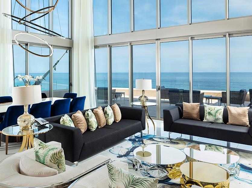 4 Bedroom Penthouse Garza Blanca Los Cabos