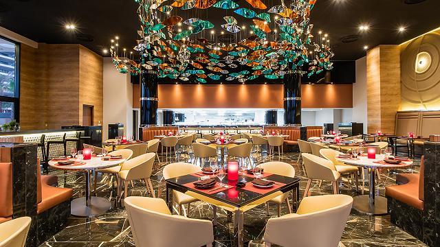 Hiroshi restaurant Garza Blanca Los Cabos