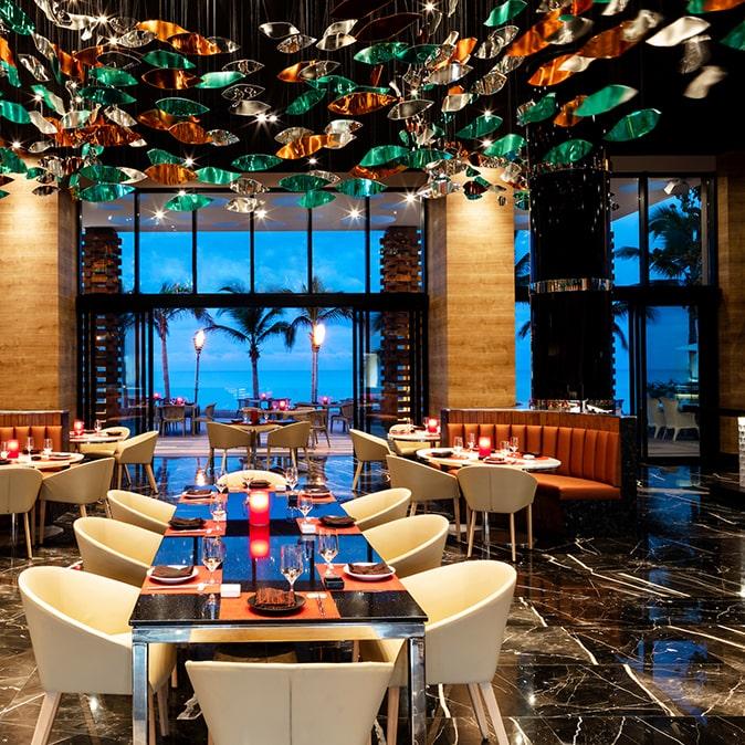 Hiroshi Restaurant Gourmet Dining in Los Cabos