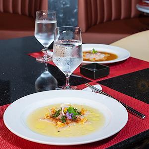 Restaurante Hiroshi Garza Blanca Los Cabos