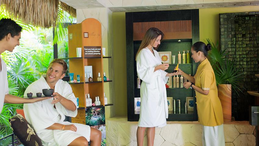 Village Spa Villa del Palmar Cancún