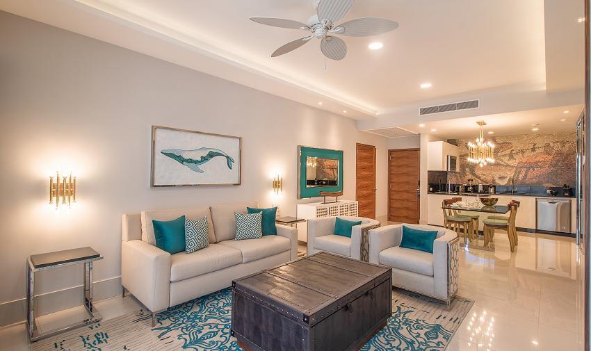 two bedroom suite  garza blanca resort  spa los cabos