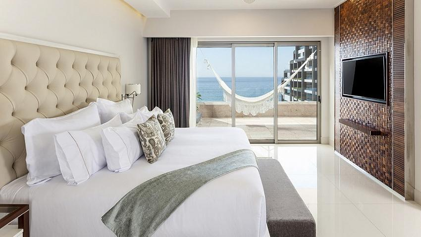 One Bedroom Suite at Garza Blanca Los Cabos