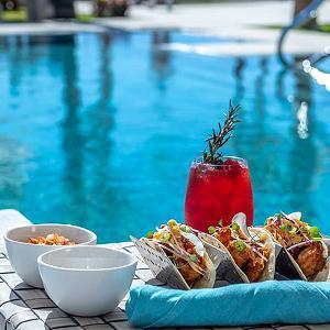 Pool Snackbar Garza Blanca Los Cabos