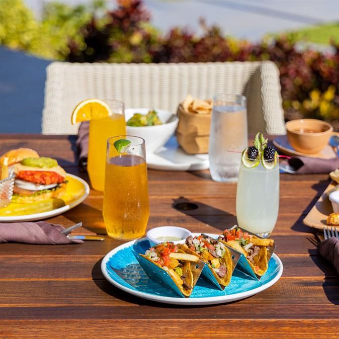 The Snak Garza Blanca Cancun
