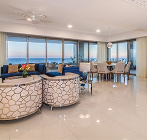 3 Bedroom Oceanfront