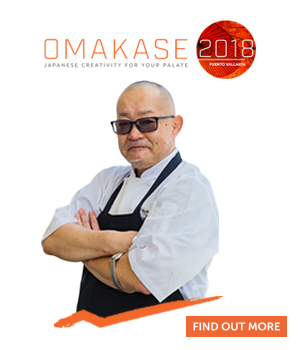 Omakase, event at Puerto Vallarta, Mexico