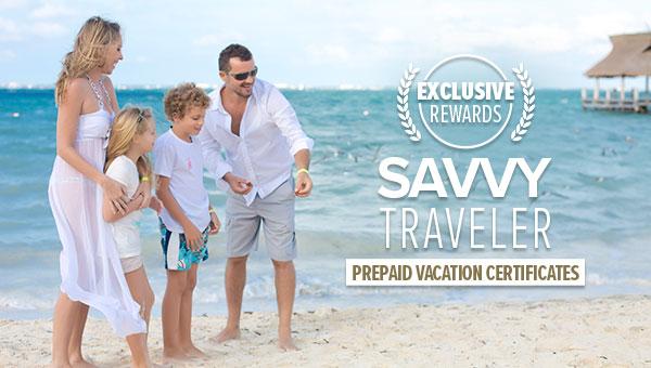 Vacation Certificates | TAFER Rewards | TAFER Hotels & Resorts