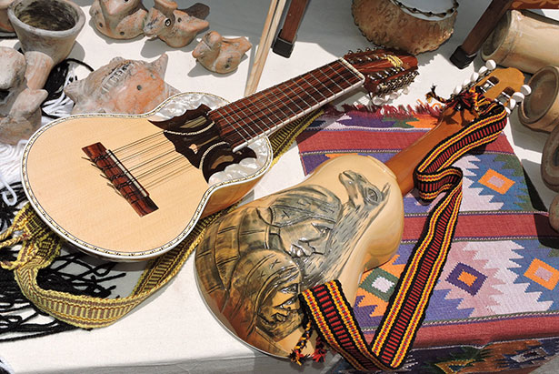 Pre-Hispanic Musical Instruments