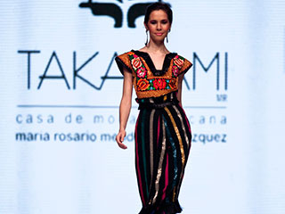 Mexican Fashion Designer
